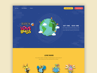 Believe in Love Bugs - Homepage