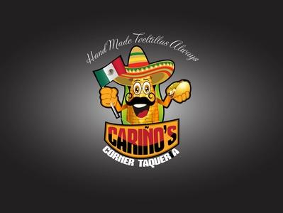 Carino's design vector illustration logo
