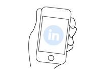 Social media on the mobile sketch