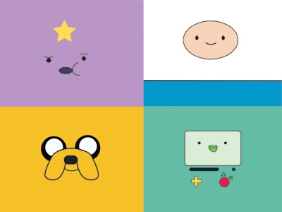 Adventure Time illustrator adventure time illustration lumpy space princess beemo jake finn