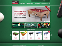 Pool Table Site