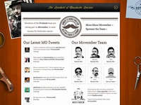 Movember page 2011