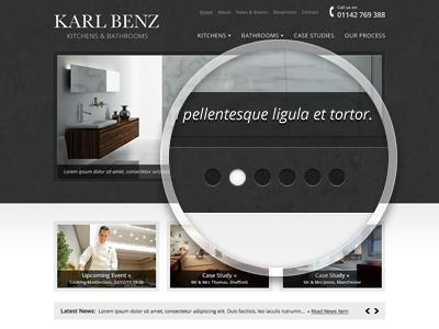 Kitchen & Bathroom homepage website texture marble kitchen bathroom homepage