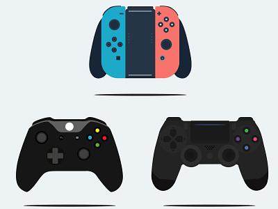 Game controller controller game technology wallpaper logo background graphicdesign design illustration