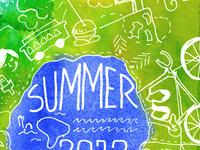 Summer 2012 Illustration