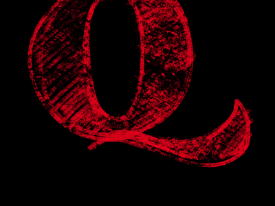 36 Q typespire typespiration typegang typedesign thedailytype letteringco handlettering goodtype calligraphy artoftype 36daysoftypemuymarsu 36daysoftype