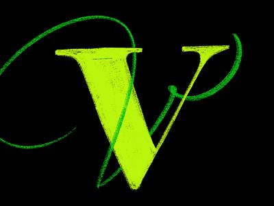 36 V typespire typespiration typegang typedesign thedailytype letteringco handlettering goodtype calligraphy artoftype 36daysoftypemuymarsu 36daysoftype