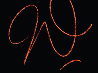 36 W typespire typespiration typegang typedesign thedailytype letteringco handlettering goodtype calligraphy artoftype 36daysoftypemuymarsu 36daysoftype