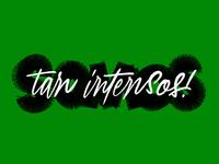 #SomosTanIntensos
