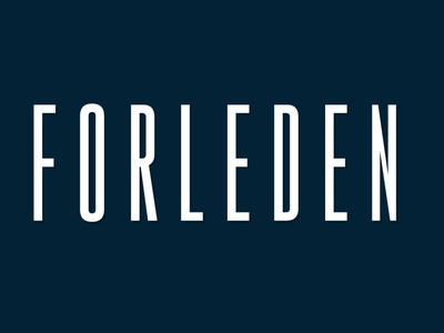 Forleden's Brand Identity thedailytype branding and identity sportwear logotype branding design logo branding
