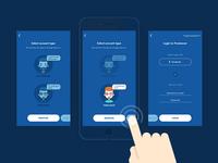 Register for Freelancer mobile app