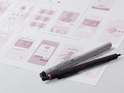 Destino Wireframe