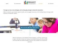 Project Renaissance - Our Work