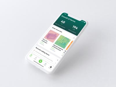 Orderform making App