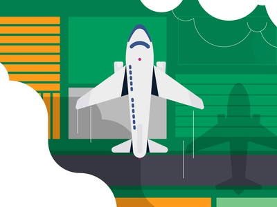 Air Shopping-Illustration 01