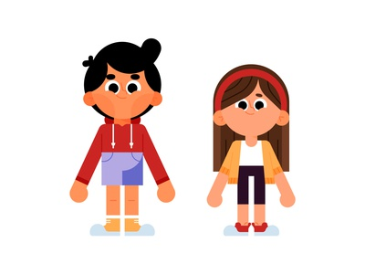 Characters vector dribbble illustrator characters design illustration character