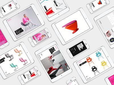 Karim Rashid responsive industrial design fashion designer portfolio karim rashid anton  irene