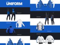 Estonia Sailing Team Uniform