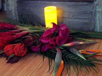 Birds of Paradise orange purple bright picture photo color flowers photography