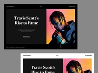 Travis Scott's Rise to Fame