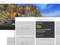 Wanderlust Homepage