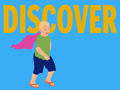 Superkid Series Discover