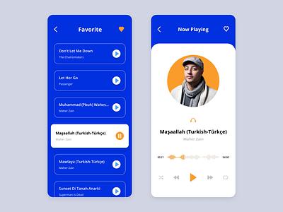 WidiaMusikE - Music Mobile App dashboard ui home profile music mobile app music mobile ui mobile design mobile app minimalist clean design clean ui