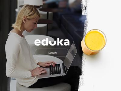"""""""Eduka"""" student information system identity"""