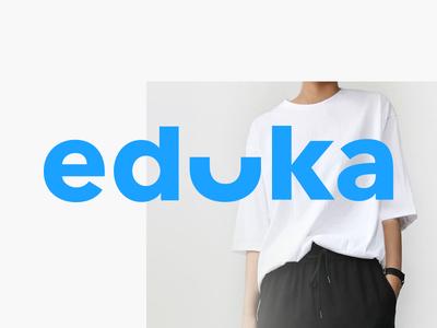 """Eduka"" s.i.s identity & case."