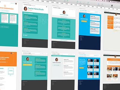 MediaBreaker Studios Sketches mod-lab design branding print web color nonprofit brainstorm sketch app sketches