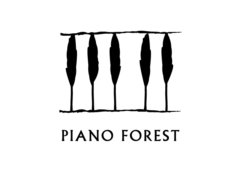 Piano Forest by Jason Cho on Dribbble