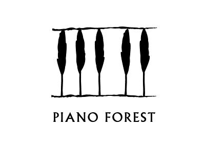 Piano Forest logo piano