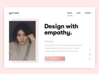 Yuri Won - Portfolio