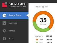 Cloud Storage Monitor
