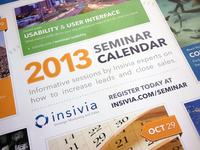 2013 Insivia Cleveland Seminar Calendar