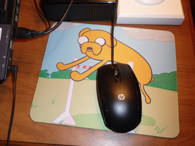 Adventure Time Art Jam #3 illustration mouse pad awesome fans