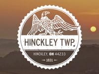 Hinckley Township Postal Stamp