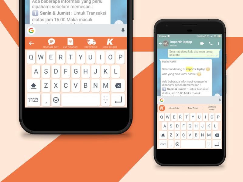 Shortcut Keyboard App