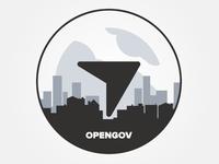 OpenGov Municipality Shirt Design