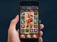 Screen Game iphone6+