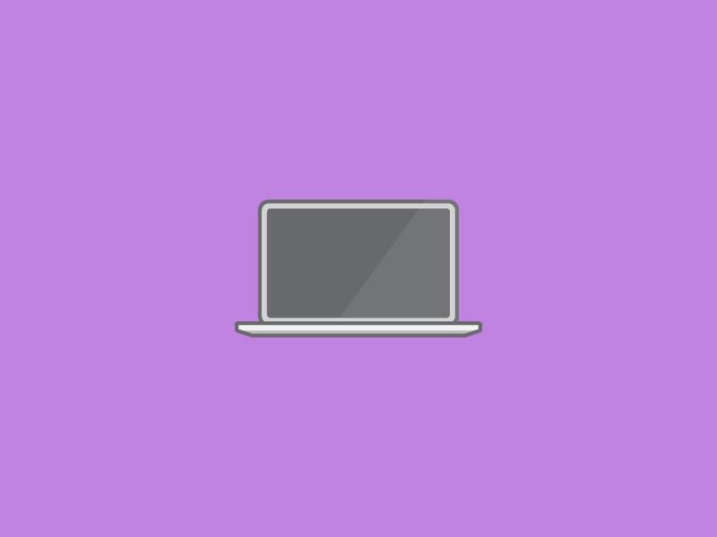 December 6: New Toy screen desktop touchbar macbook computer icon daily icon diary 365cons