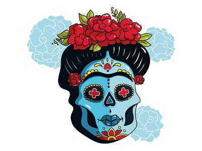 Mexican graphic design logo ui illustrator art vector minimal illustration flat design