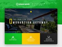 The Powerweek Platform concept