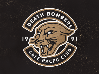 Death Bombers Cafe Racer Club
