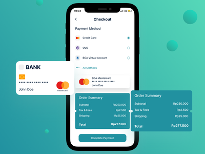 Credit Card Checkout checkout payment cc creditcard design product prototype designs ui design uiux ux ui uidaily dailyui
