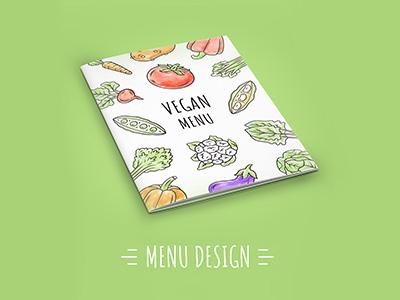 Individual menu design concept