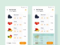 Shopping Cart - Grocery App