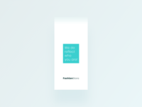 FashionStore - Start