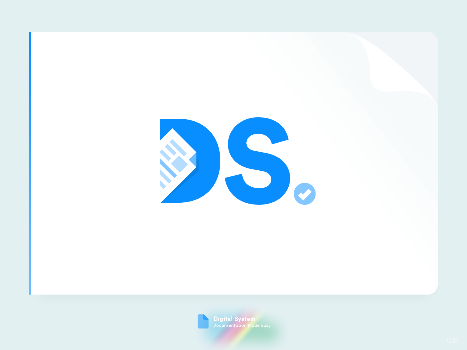 ds logo by jd on dribbble ds logo by jd on dribbble