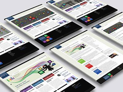 Symphony Advanced Media - Site Design website identity